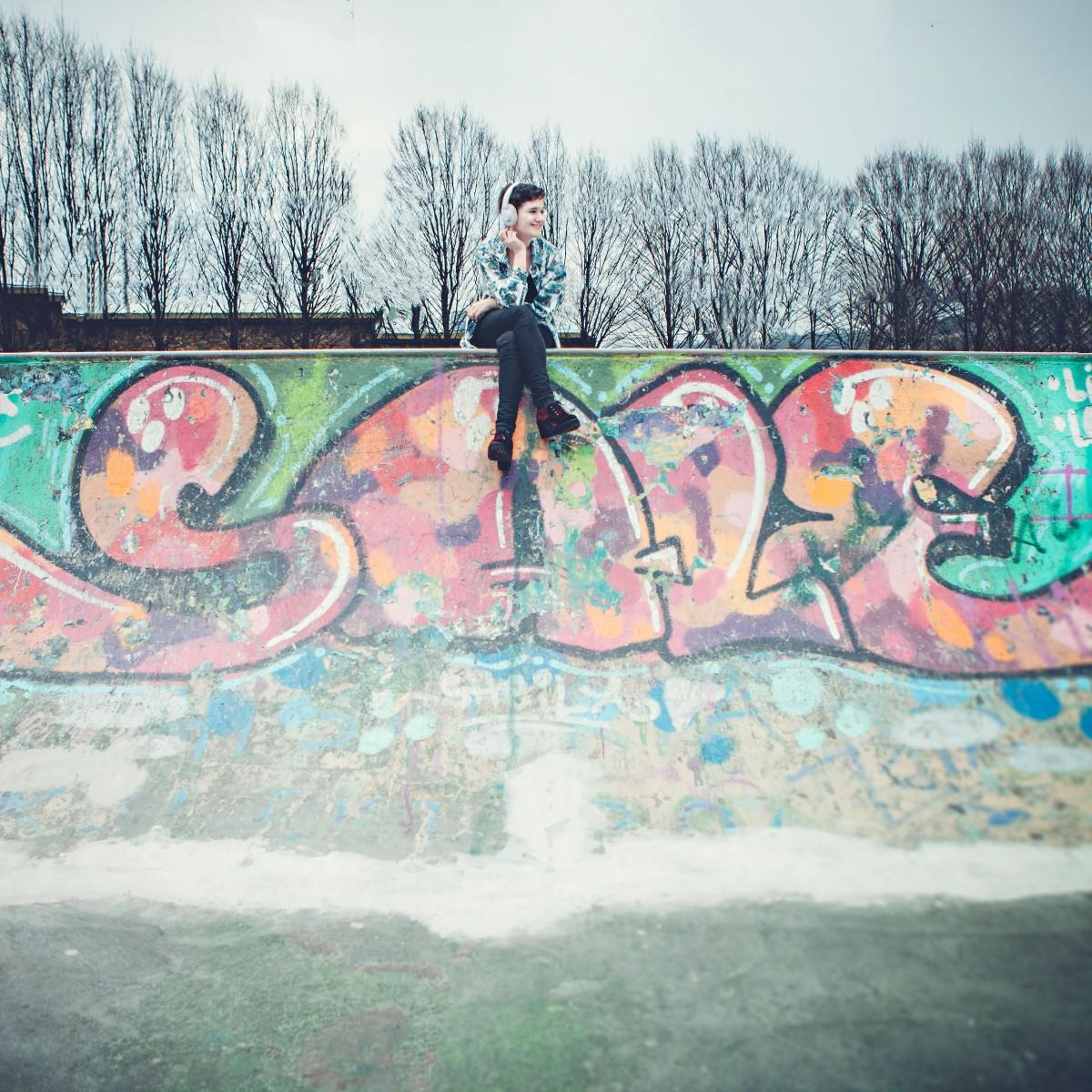 anna::: skatepark portraits
